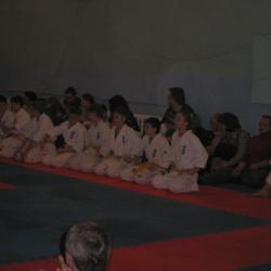 9-й Чемпионат Москвы по кёкусин-кан карате-до (ката)