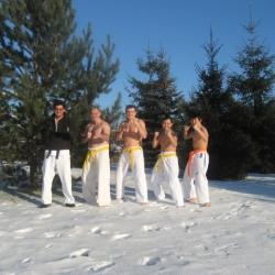 Сборы, декабрь 2012 (г.Чехов)