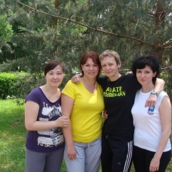 Сборы, май 2013 (г.Чехов)