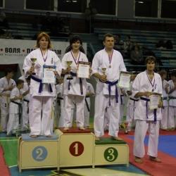 Первенство и Чемпионат Москвы по ката 2011