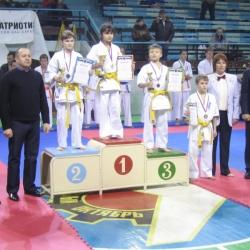 Первенство и Чемпионат Москвы по ката 30.01.2010