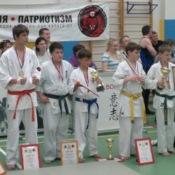 Кубок на приз Руководителя муниципального образования Куркино по кумитэ 2011