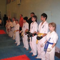 Открытый командный турнир на приз муниципалитета Южнопортового района по кекусинкан (кумите)